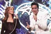Celine Dion and Elvis Presley - American Idol