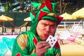 Comedian-Magician Piff The Magic Dragon - America�s Got Talent Semifinals