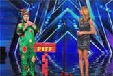Piff the Magic Dragon Performs Magic on 'America's Got Talent'